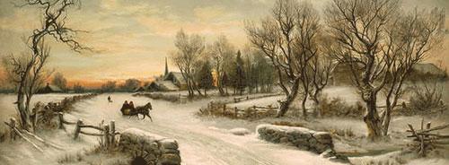 An Irish Christmas, Christmas song by Frank Simon Boyle Ireland